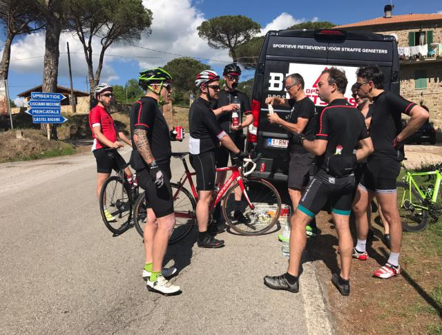 Montone Fietsreis Incentives Bike and Bisiness